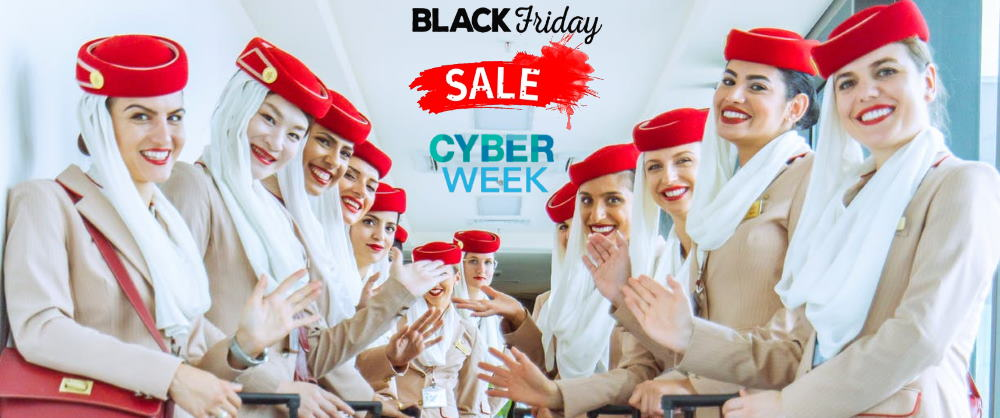 Emirates Black Friday Deals