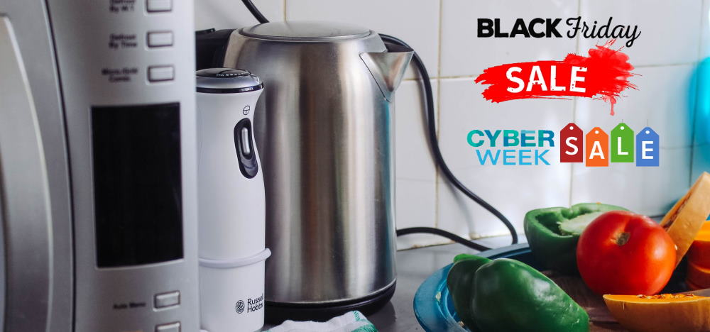 The Best Cyber Monday Small Appliance Deals – Home & Kitchen