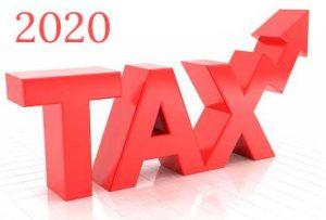 2020 Taxes