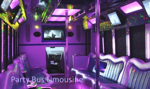 Party Bus Limousine