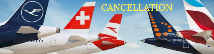 airline ticket cancellation