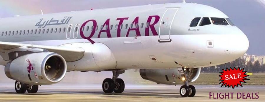 Qatar Flight Deals