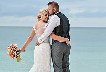 sandals wedding