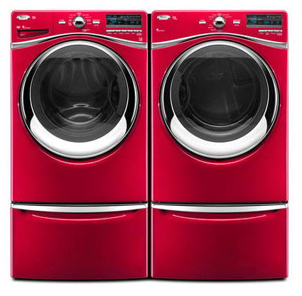whirlpool washer dryer