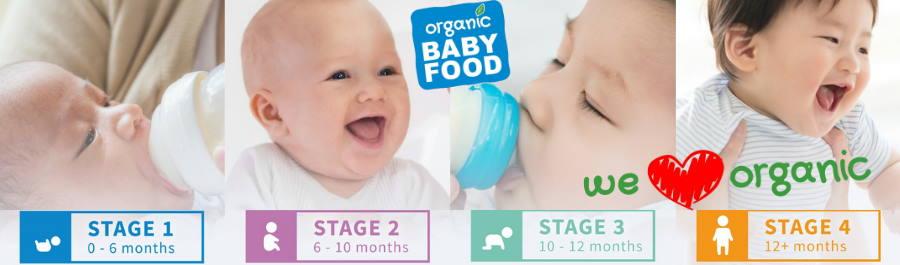 Organic Baby Food 24 Coupons