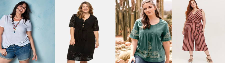 Trendy Plus Size Clothing Coupons