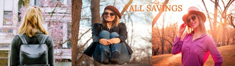 Fall Coupons