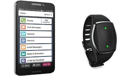 Jitterbug Smartphone