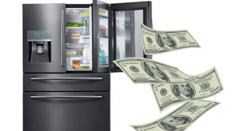Refrigerator Rebates
