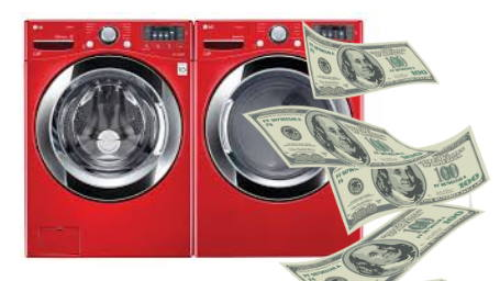 Washer Dryer Rebate