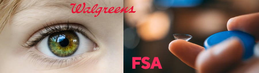 Walgreens Contact Lenses